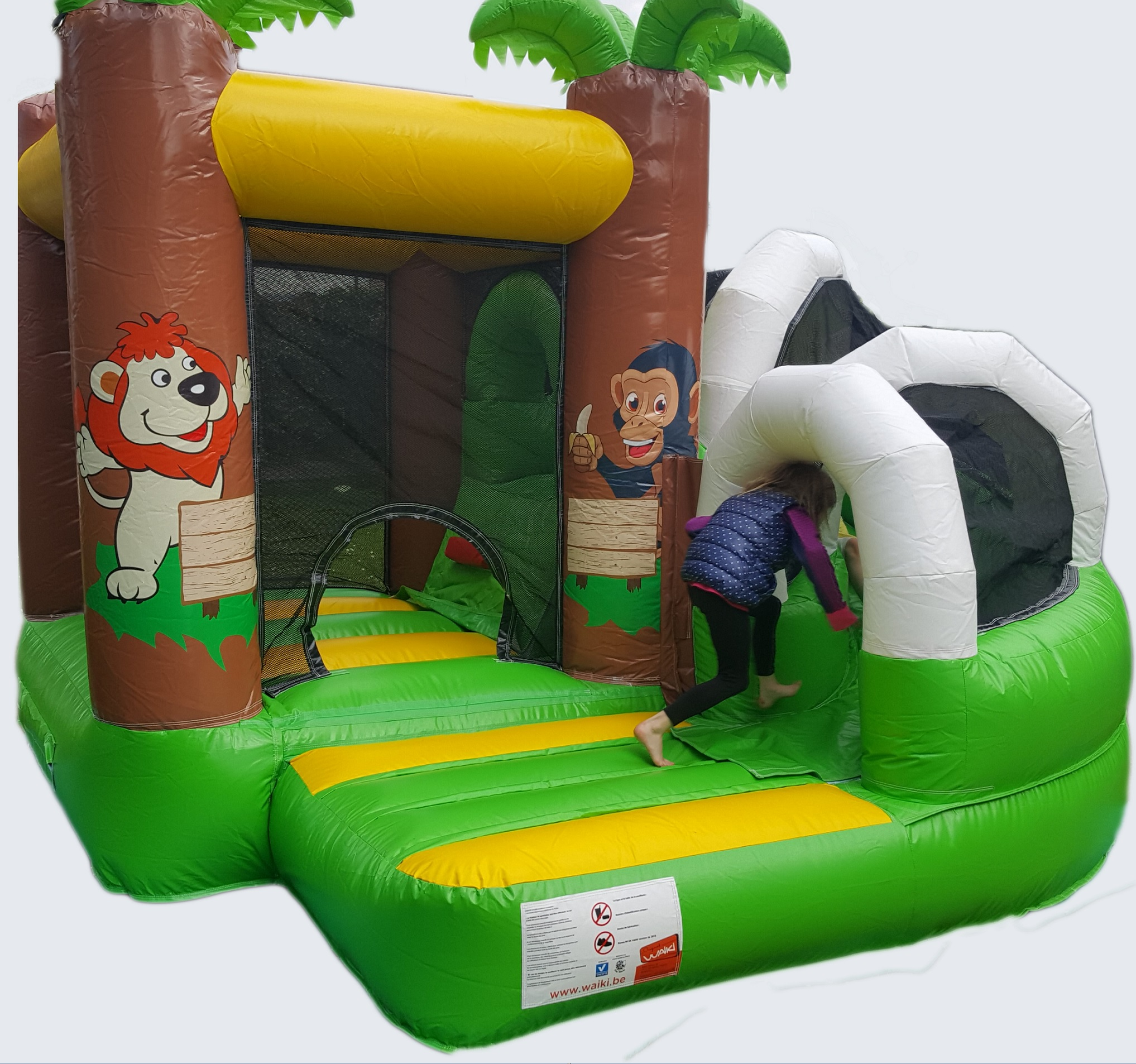 Petit Jungle Toboggan